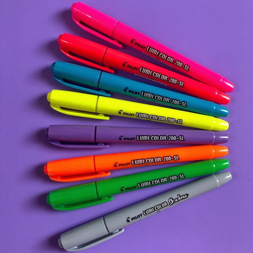 Marca-textos Lumi Color 200-sl - PILOT