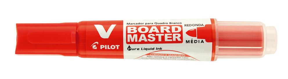 Marcador para Quadro Branco Vermelho WBMA - Pilot