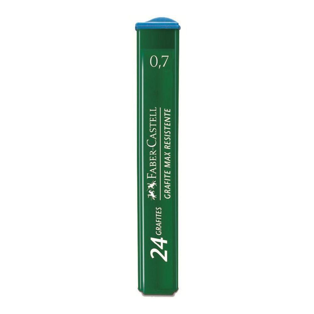 Minas grafite 0.7mm 2B Faber-Castell