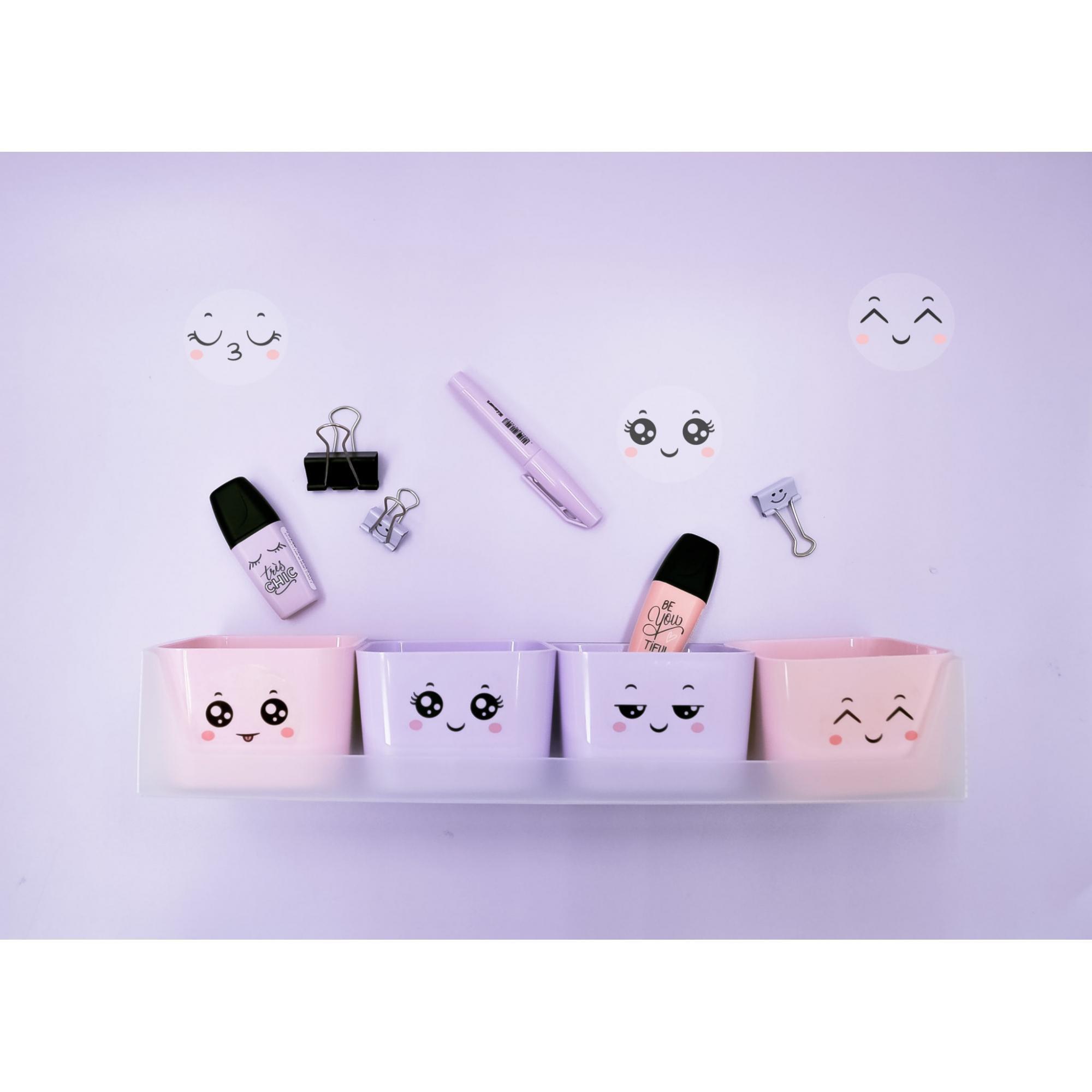 Mini Kit Doçura Com 4 Porta Objetos - Dello