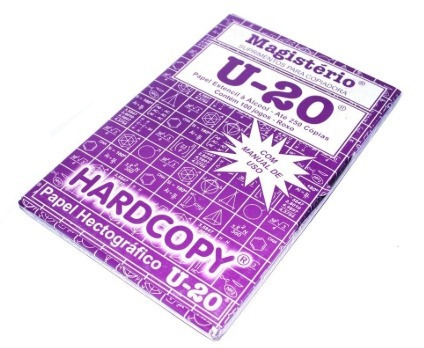 Papel Hectografico U-20 Tatuagem Carbono Tattoo - Hardcopy