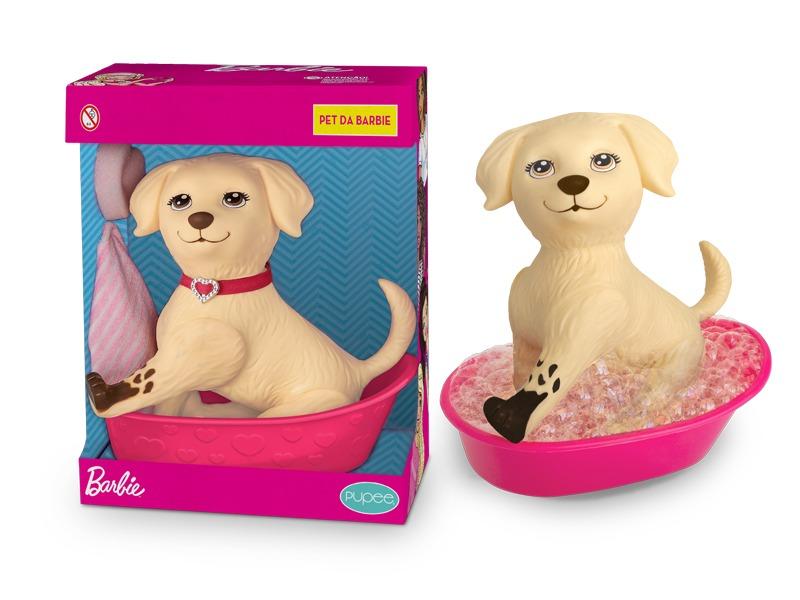 Pet Shop Da Taff Barbie - Pupee