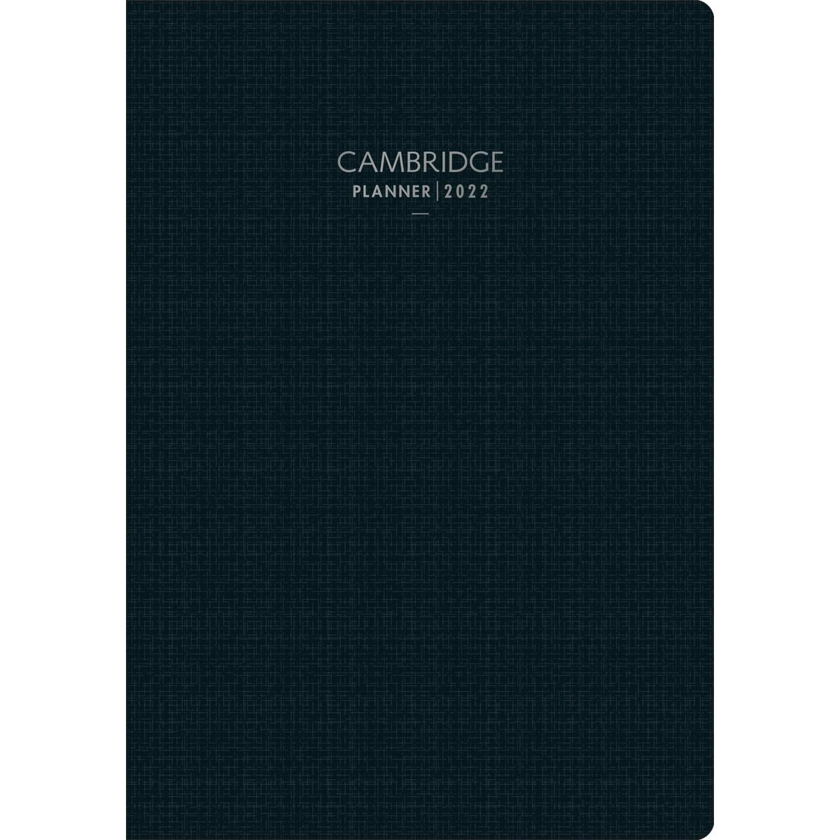 Planner Cambridge 2022 - Tilibra