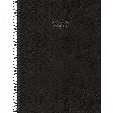 Planner Espiral Cambridge 2022 Grande - Tilibra