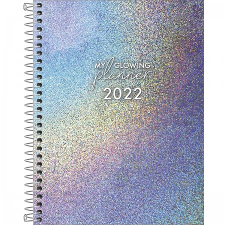 Planner Glow 2022 - Tilibra