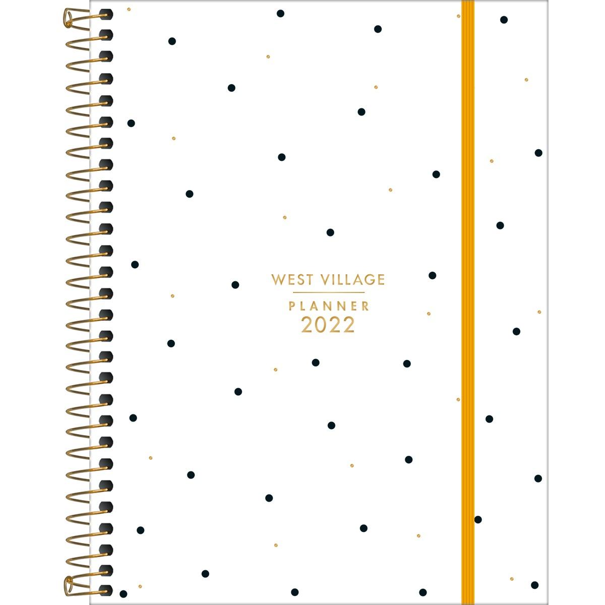 Planner West Village - Tilibra