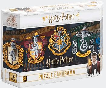 Quebra-Cabeça Puzzle Harry Potter Panorama 350 Peças - Grow