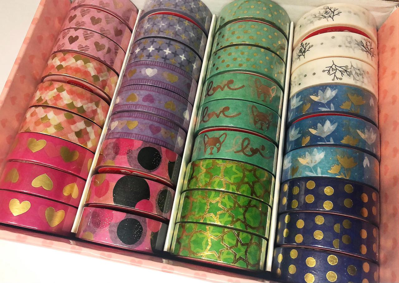 Washi Tape MOLIN Individual