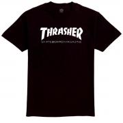 CAMISETA THRASHER 1013020001 - PTO/BCO