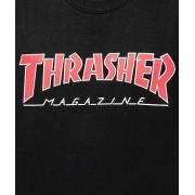 CAMISETA THRASHER OUTLINE 30003 - PTO/VRM