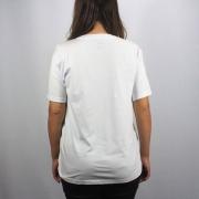 Camiseta Vans Fem Vn0A4Se4Wht - Bco
