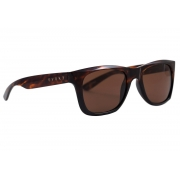 OCULOS EVOKE DIAMOND G21 TURTLE BLACK SHINE GOLD BROWN ZEV1A00006