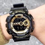 Relogio G-Shock Gd-100Gb-1Dr - Pto/Dou
