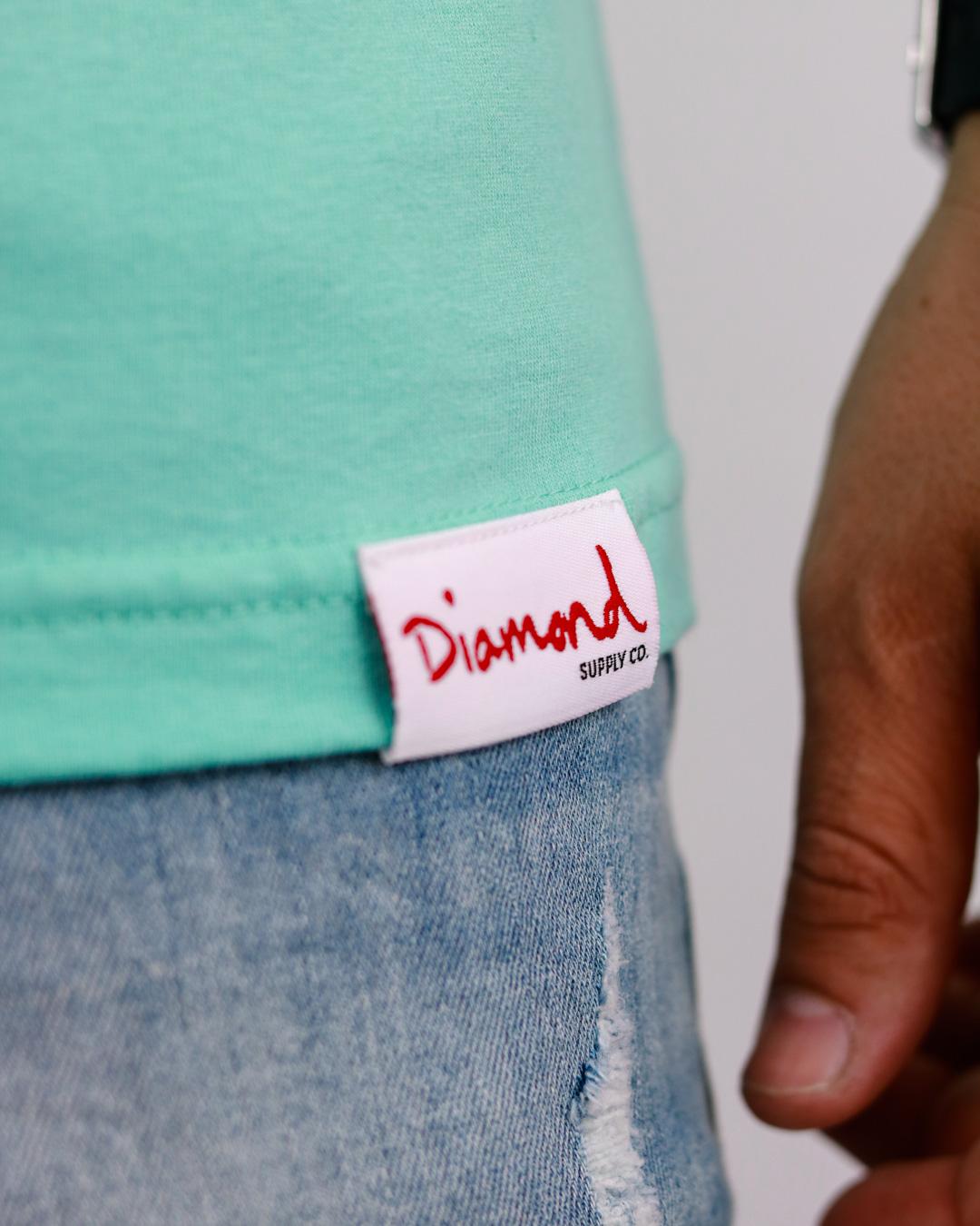 Camiseta Diamond A20Dmpa010 - Vrdagua