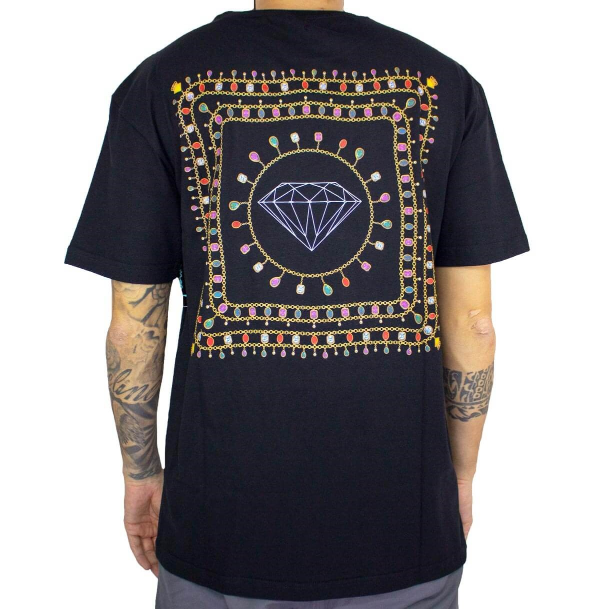 Camiseta Diamond B20Dmpa013 - Pto