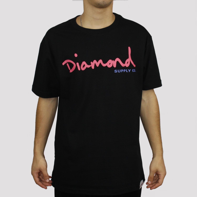 CAMISETA DIAMOND Z15DPA01 - PTO