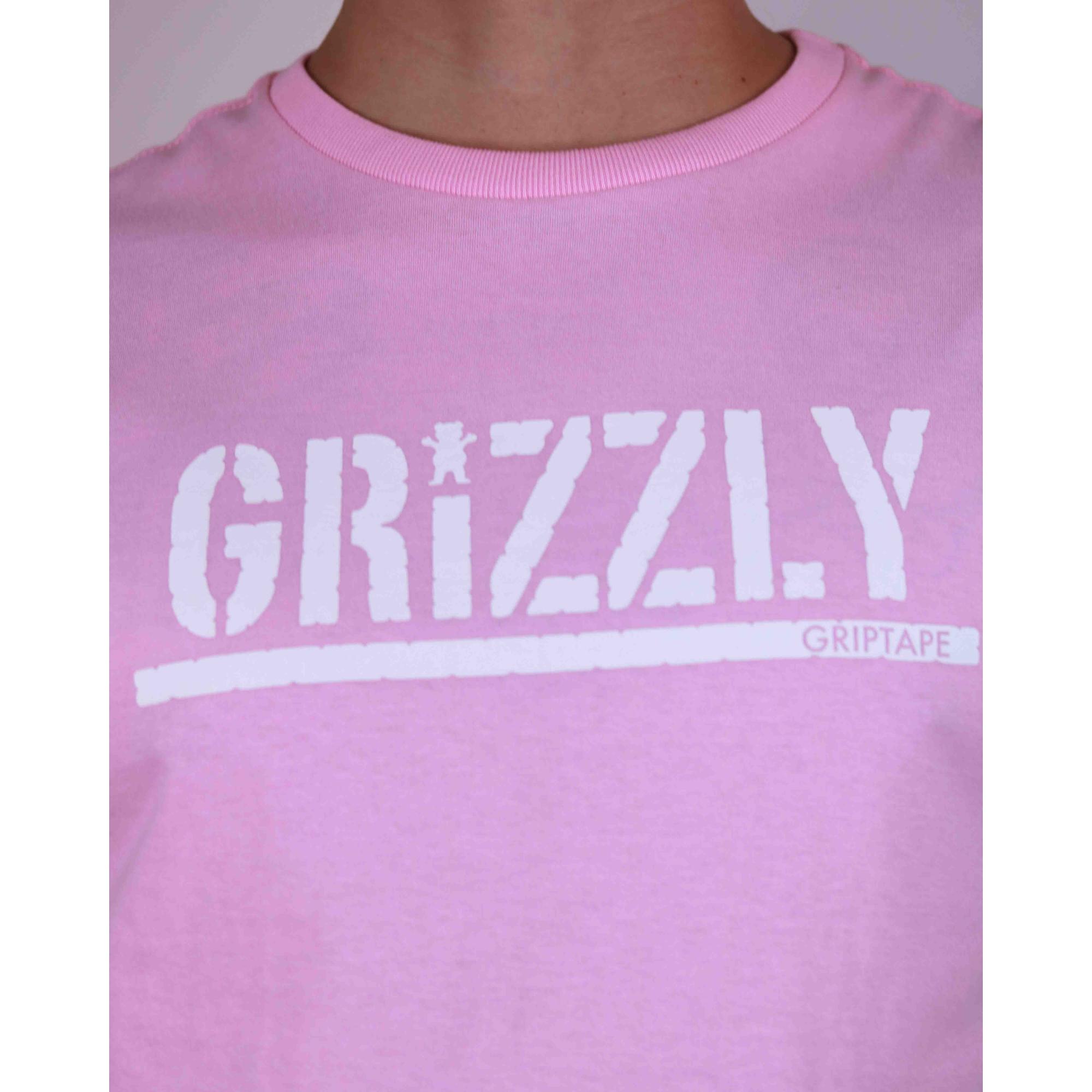CAMISETA GRIZZLY GMA2001P02 - ROS