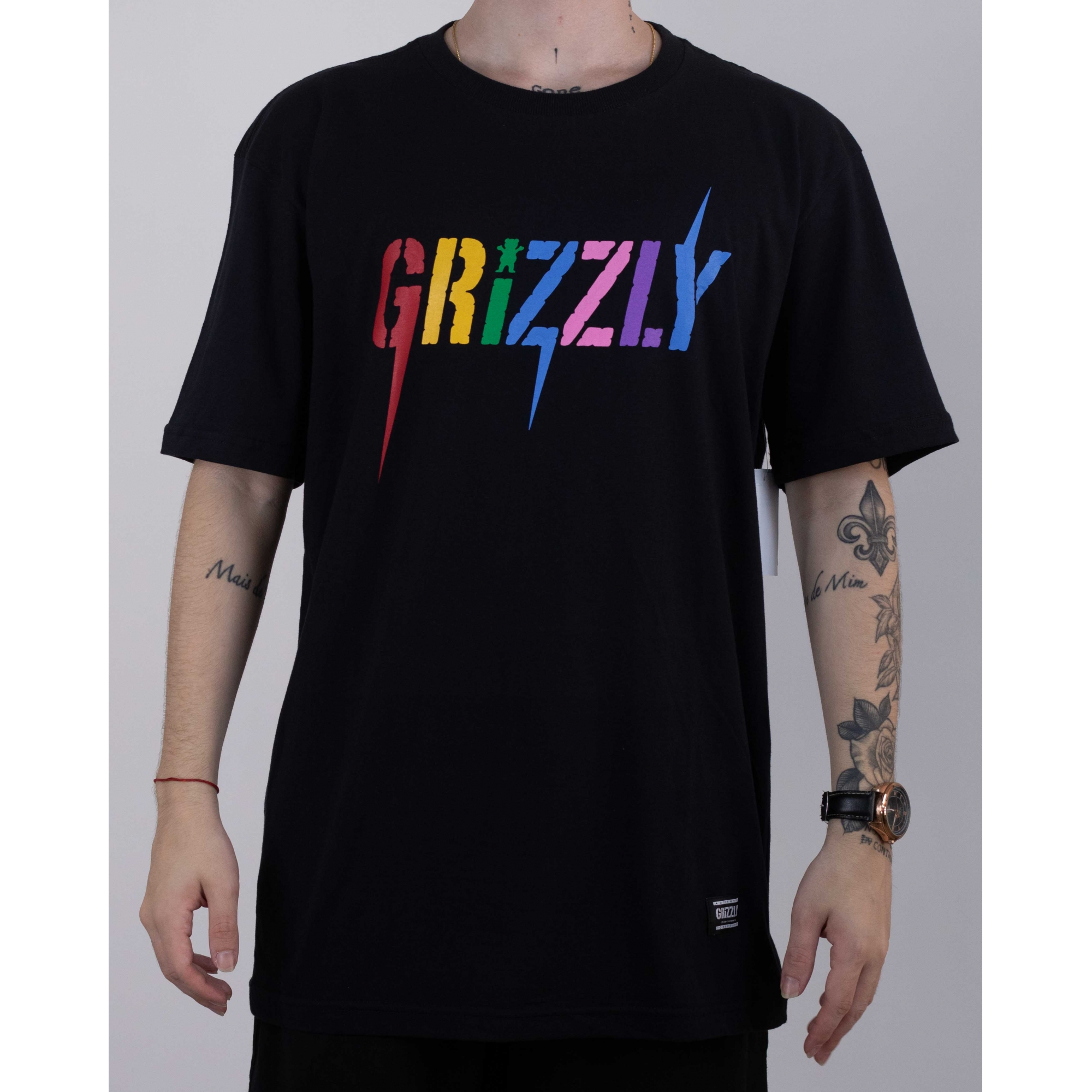 CAMISETA GRIZZLY GMD2001P08 - PTO