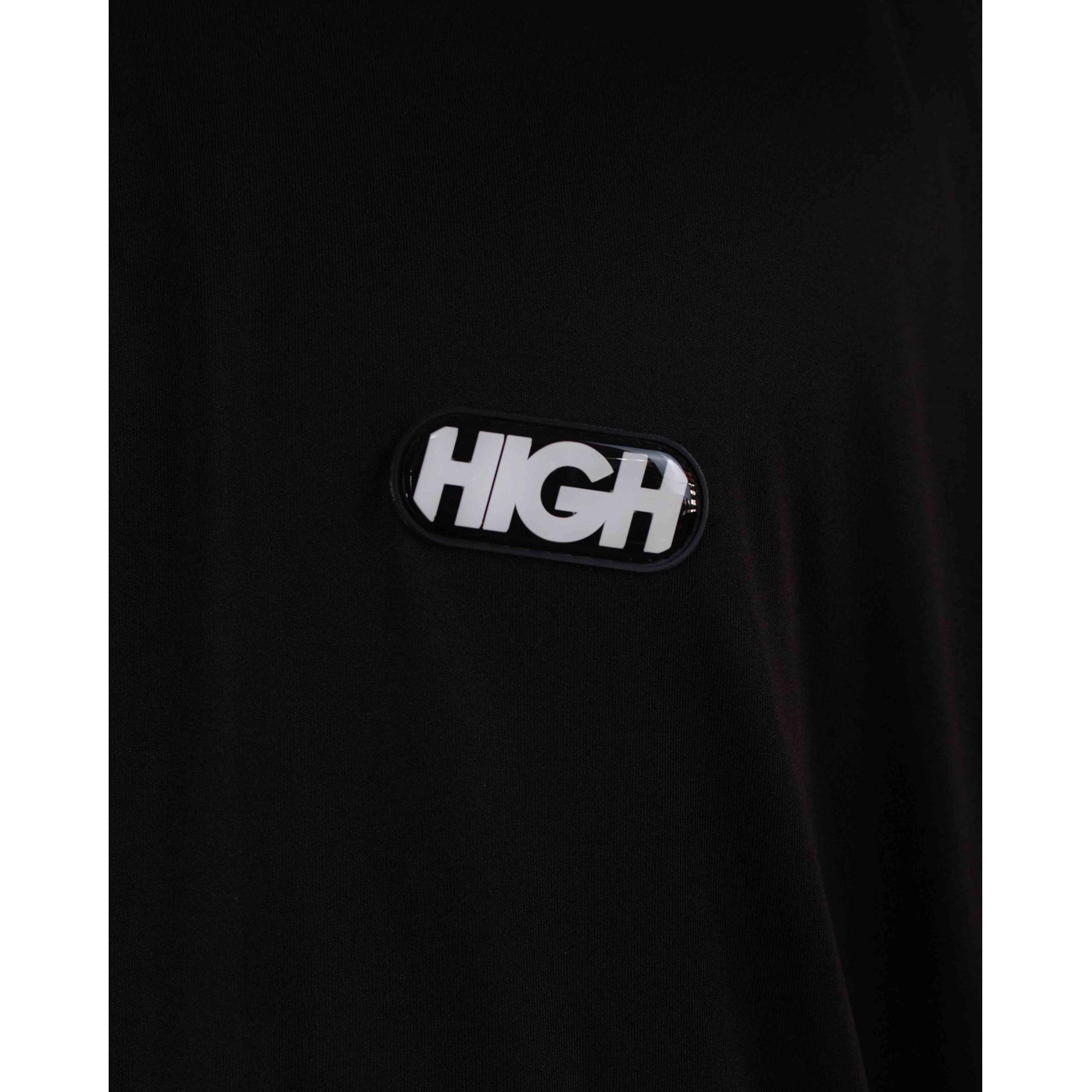 CAMISETA HIGH RAGLAN TEE LOGO - PTO