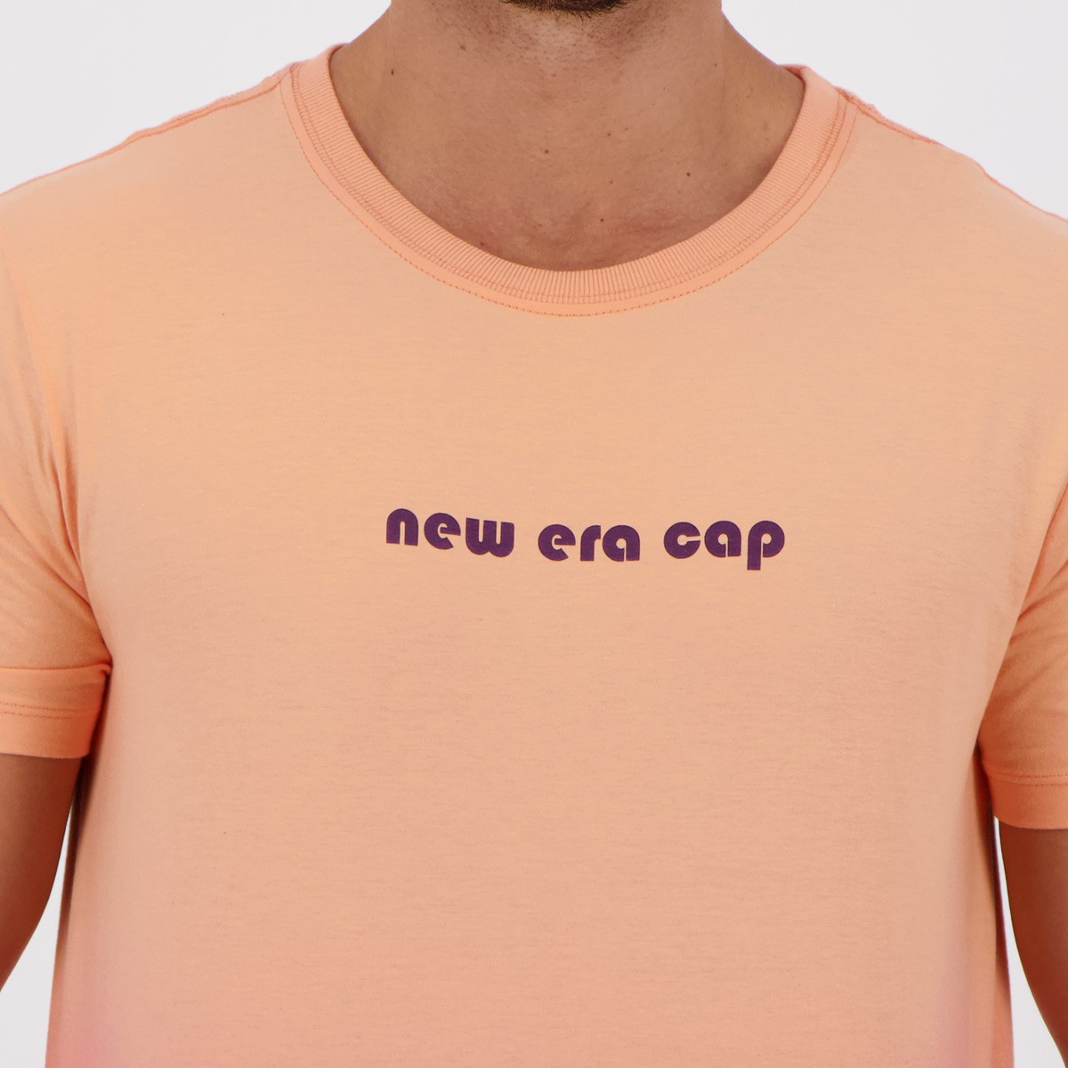CAMISETA NEW ERA NEV21TSH015 - LAR/ROS
