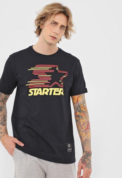Camiseta Starter T144A - Pto