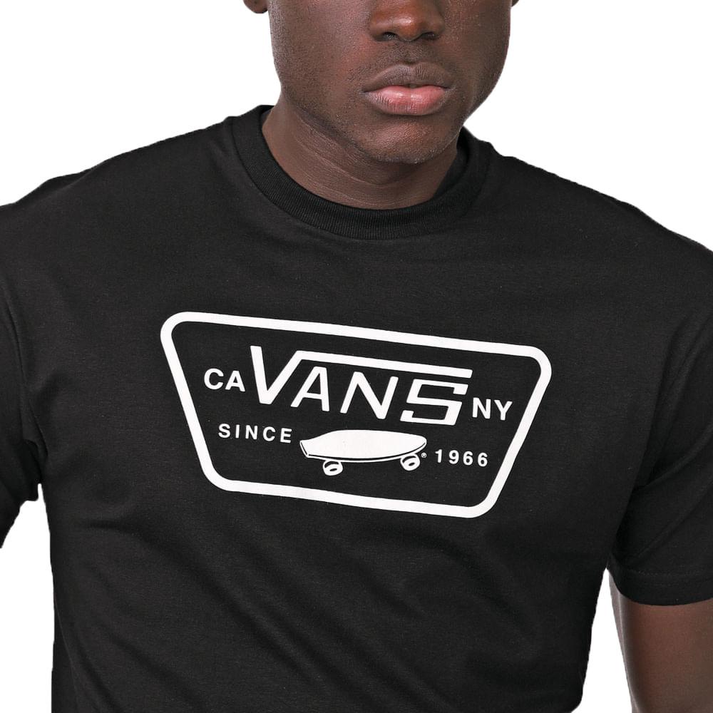 Camiseta Vans Vn0A4A57Y28 - Pto