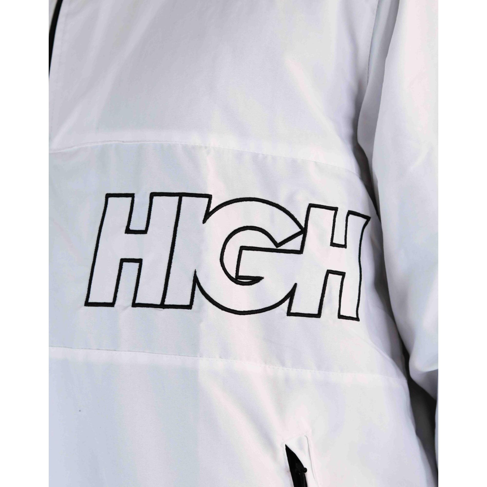 JAQUETA HIGH ANORAK WB041.02 - BCO