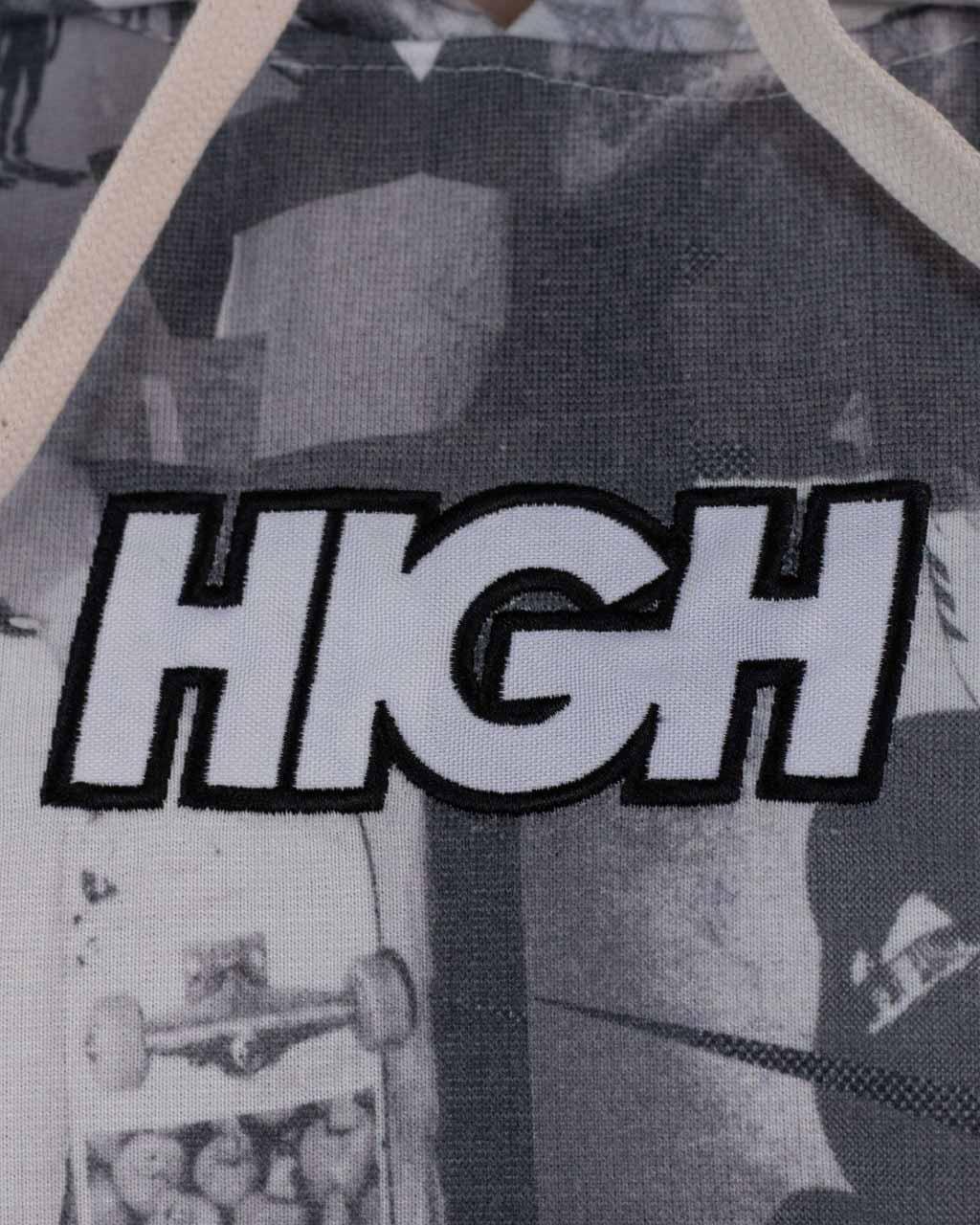 MOLETOM HIGH HOODIE ANALOG - PTO