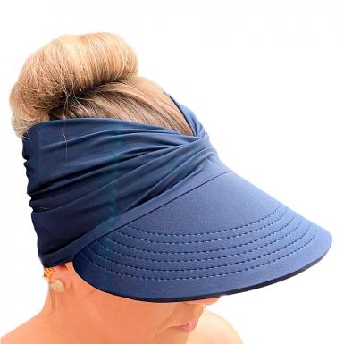 Viseiras Turbantes com Proteção UV 50+
