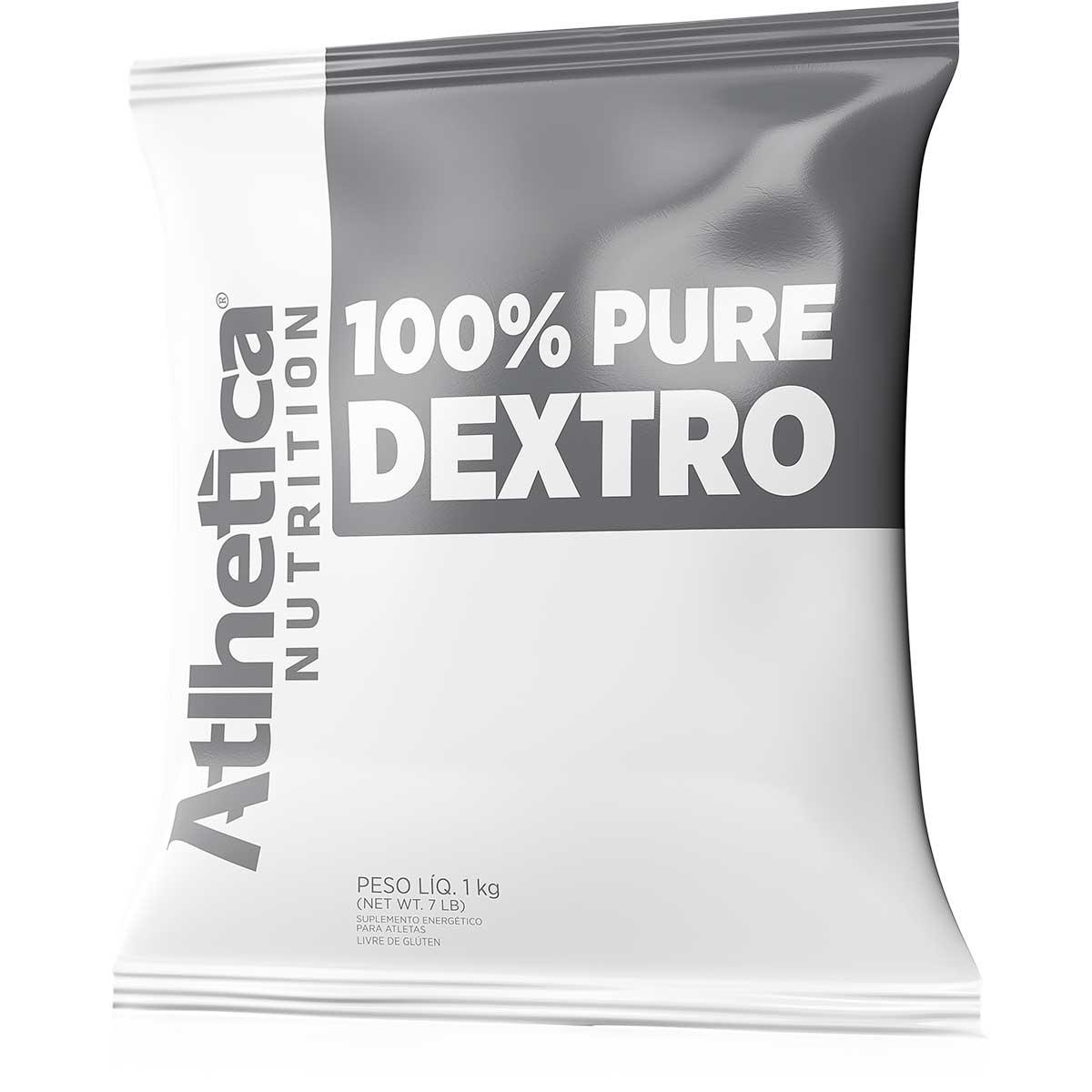 100% Pure Dextrose - 1kg- Atlhetica Nutrition