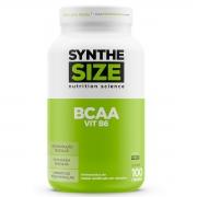 Bcaa c/ Vitamina B6 100 Cápsulas -  Synthesize