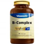 Complexo B 90 Cápsulas - Vitaminlife