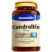 Condrolife 40mg 30 Cápsulas - Vitaminlife