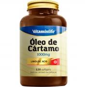Óleo de Cártamo 120 Softgel - Vitaminlife