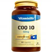 Vitamina Coenzima Coq10 50mg - 60 Caps - Vitaminlife