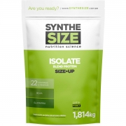 Whey Isolate Protein 1,8kg Refil - Synthesize