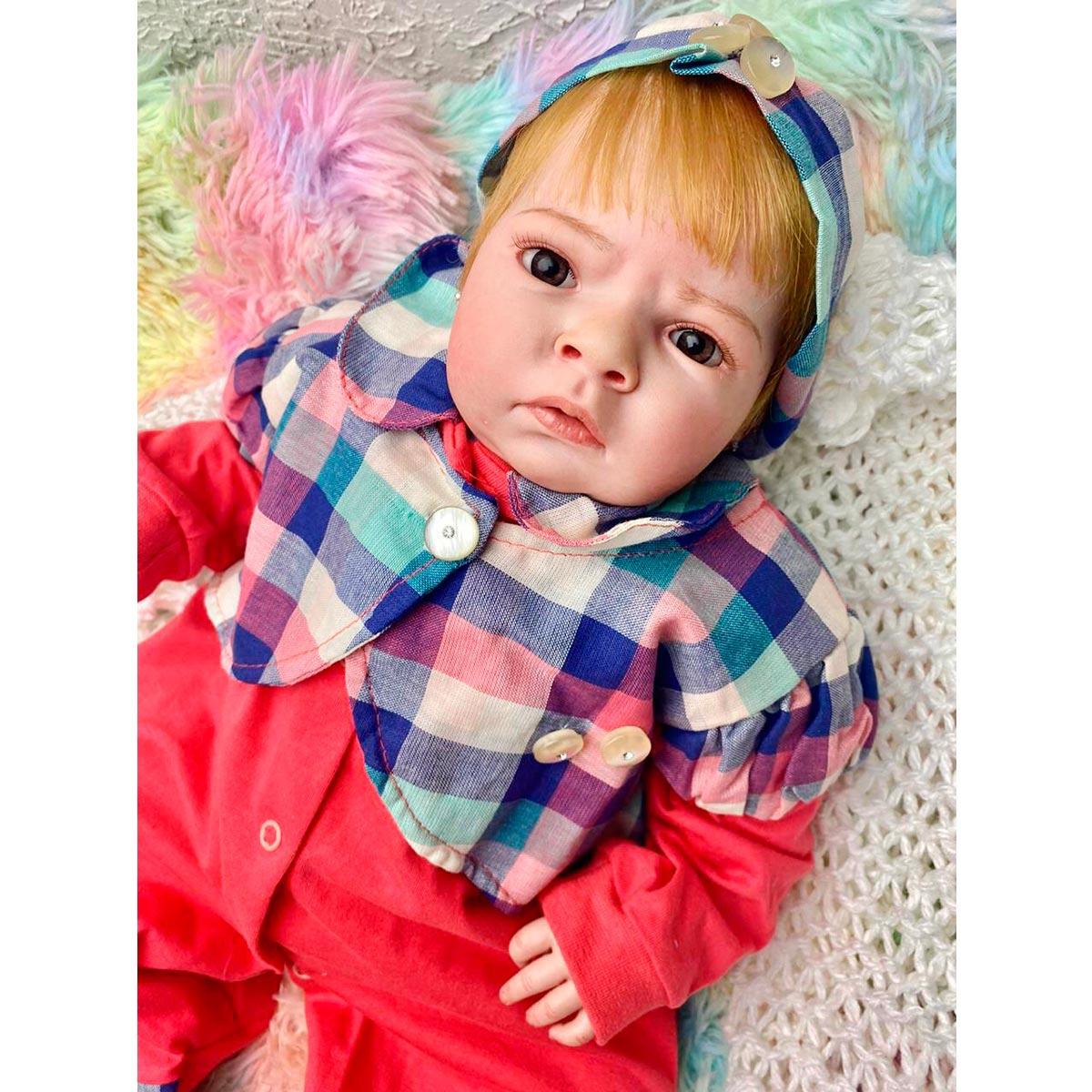 Bebê Reborn Sabrina