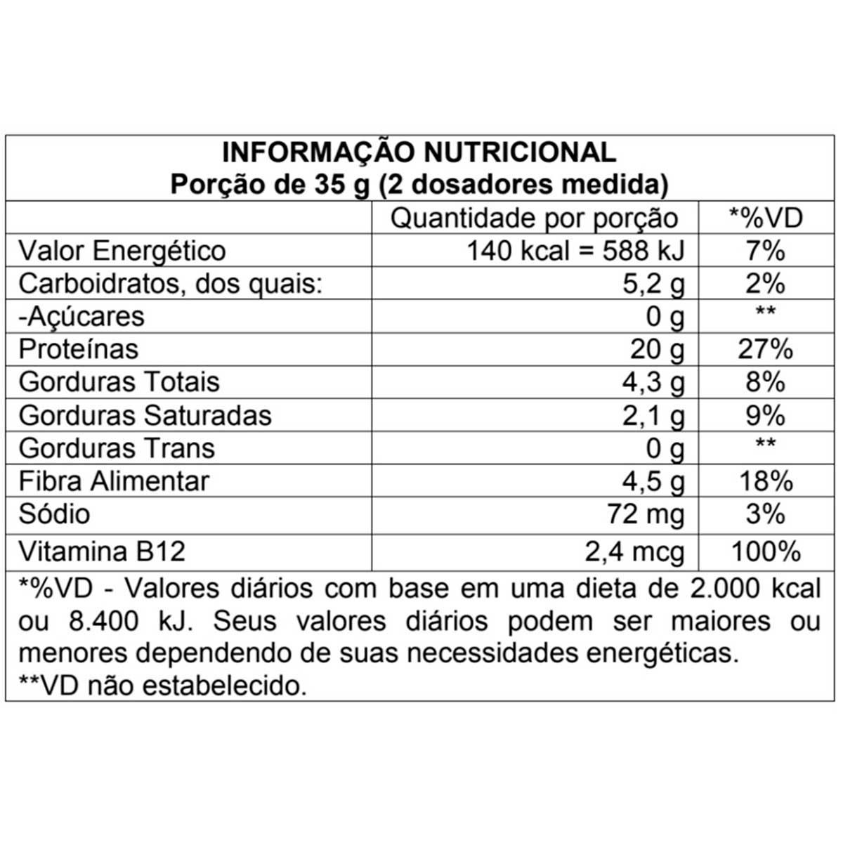 Best Vegan 500g - Atlhetica Nutrition
