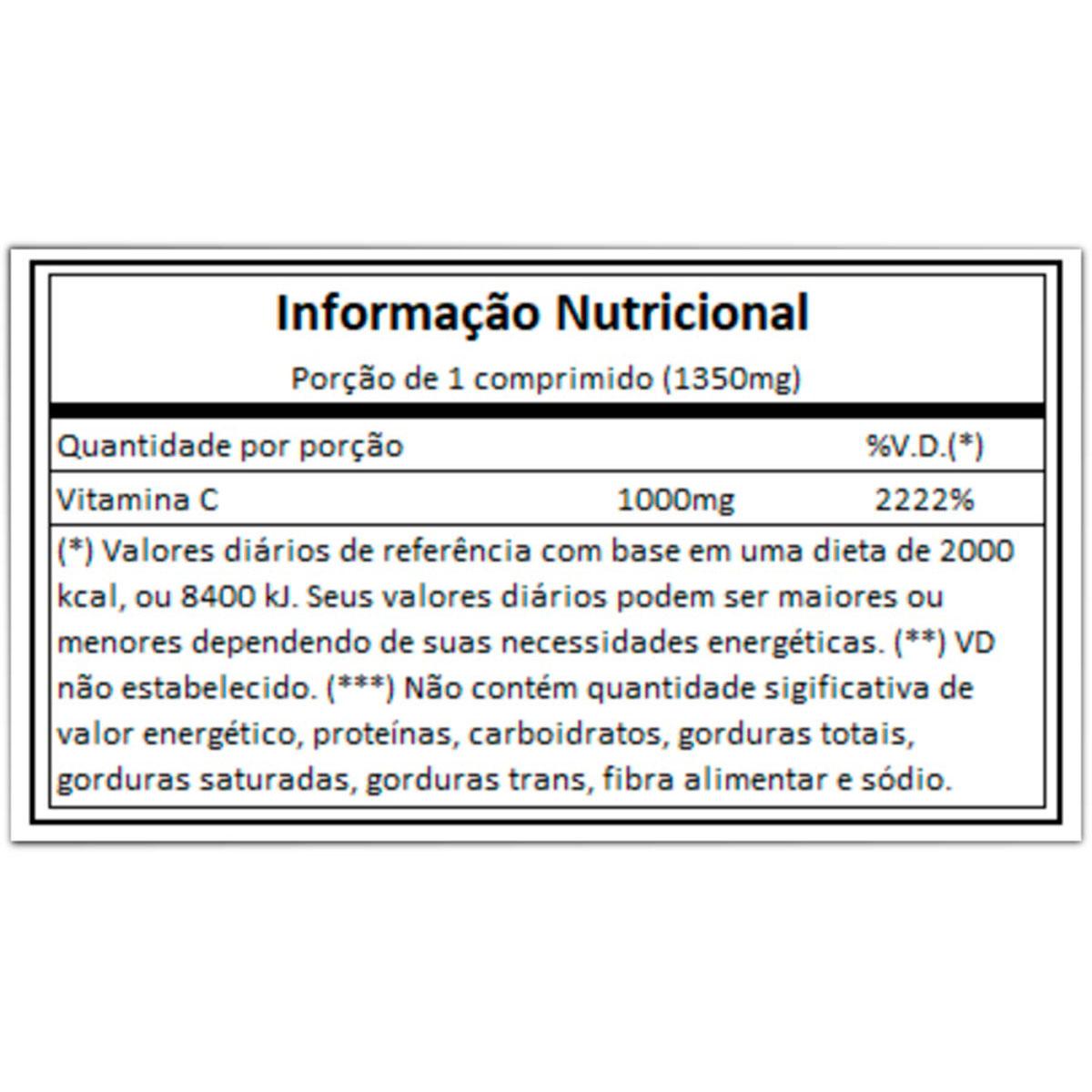 C- Vitamin 100 Tabletes - Black Skull