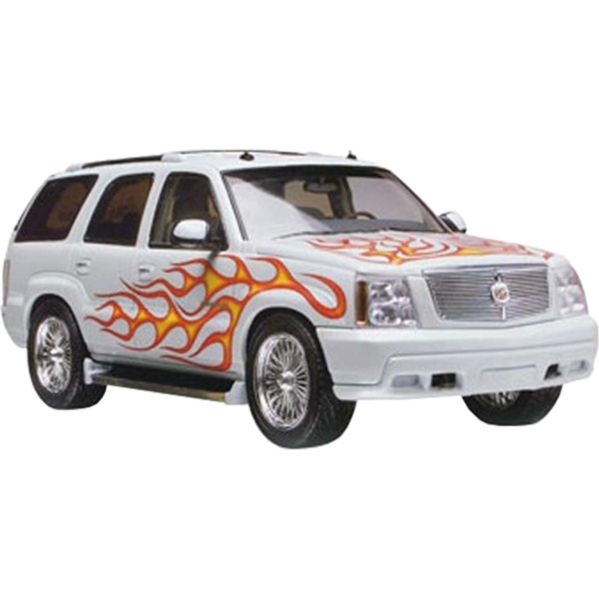 Cadillac Escalade California Wheels 2ª edição 1:24 - 852881 - Revell