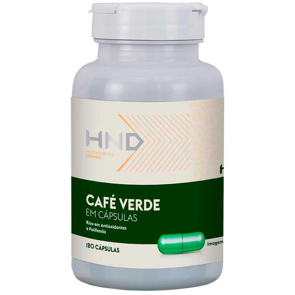 Café Verde 120 Cápsulas 17157 - Hinode