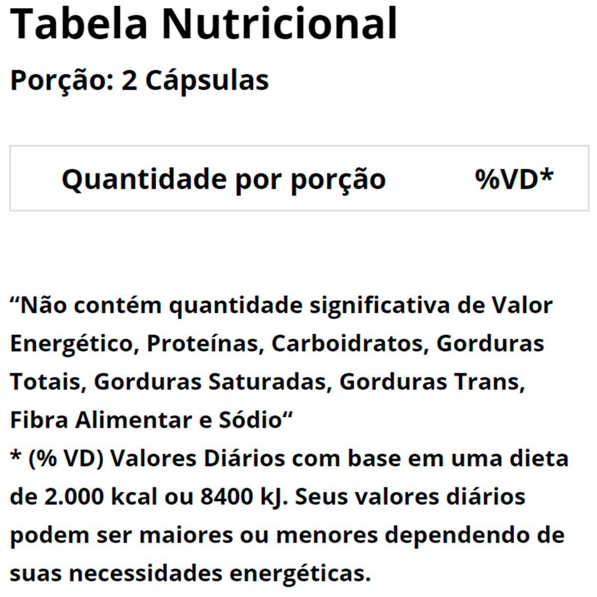 Café Verde 400mg 60 Cápsulas - Vitaminlife