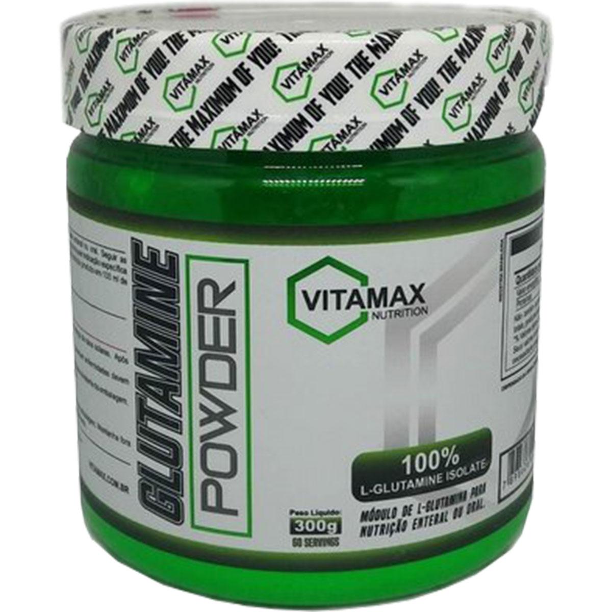Glutamina 300g Powder - Vitamax