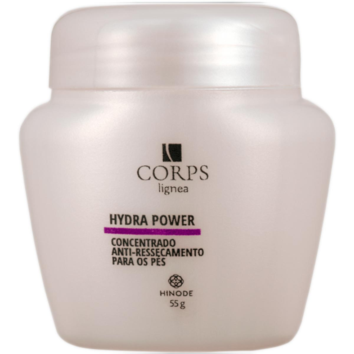 Hidratante Anti-Ressecamento Para os Pés Hydra Power 55g - Hinode