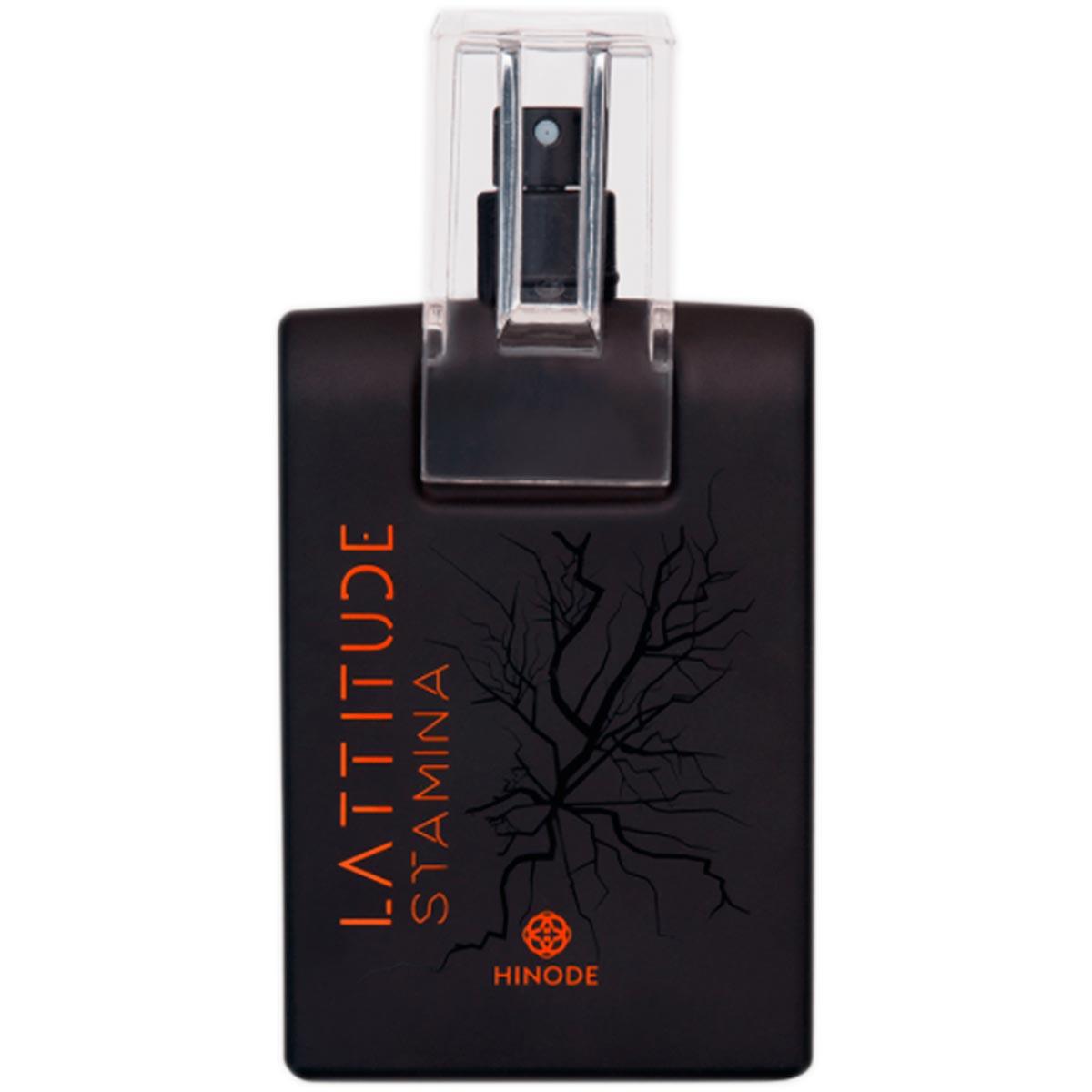Perfume Masculino Lattitude Stamina 100ml - Hinode
