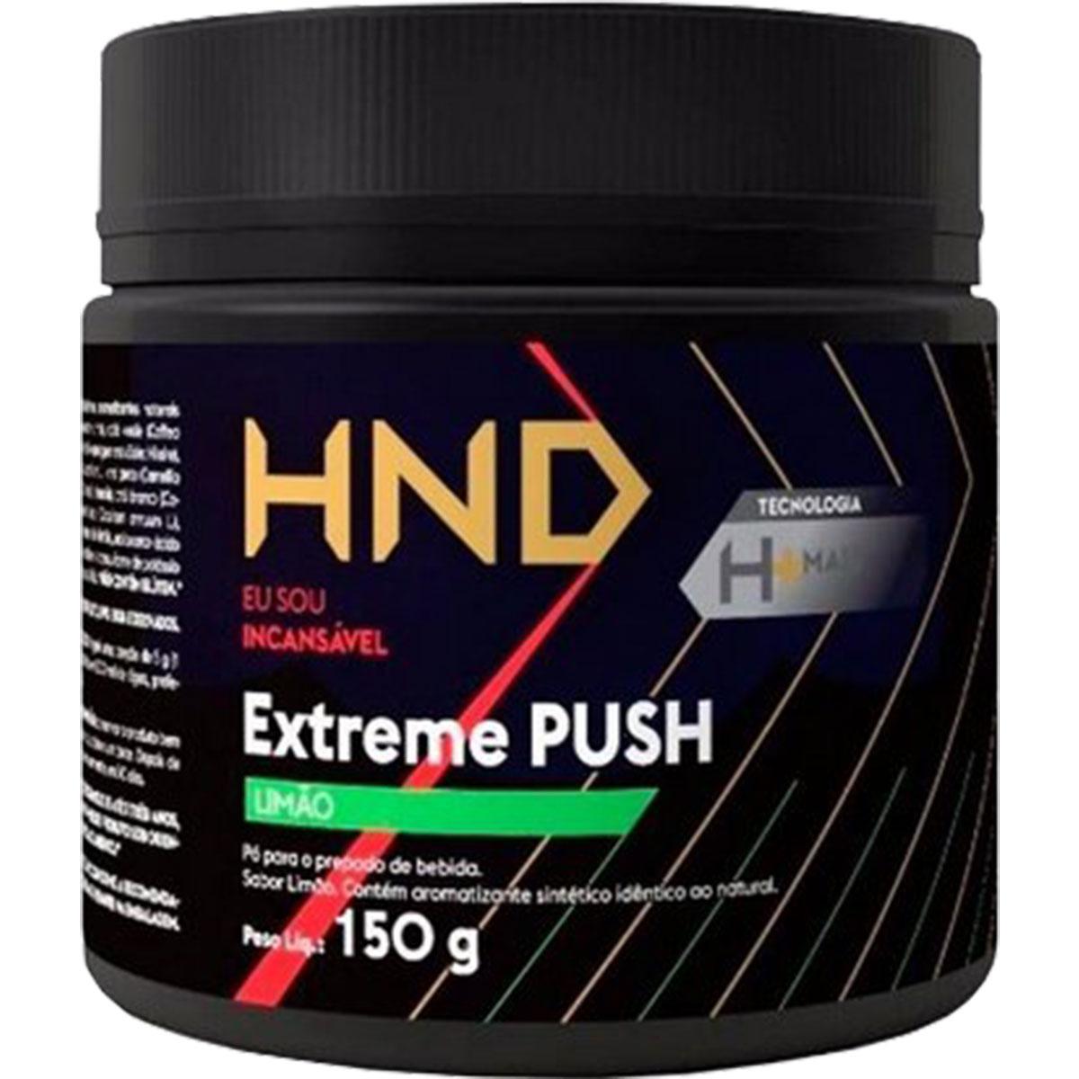 Pré Treino HND Extreme PUSH 150g - Hinode