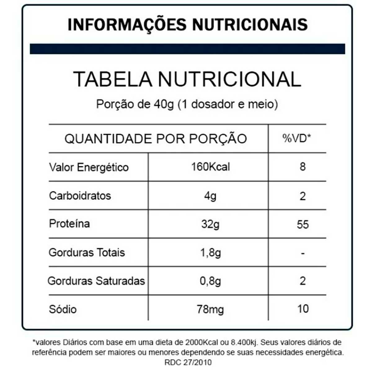 Whey Protein 5W 900g - Uniq Nutrition
