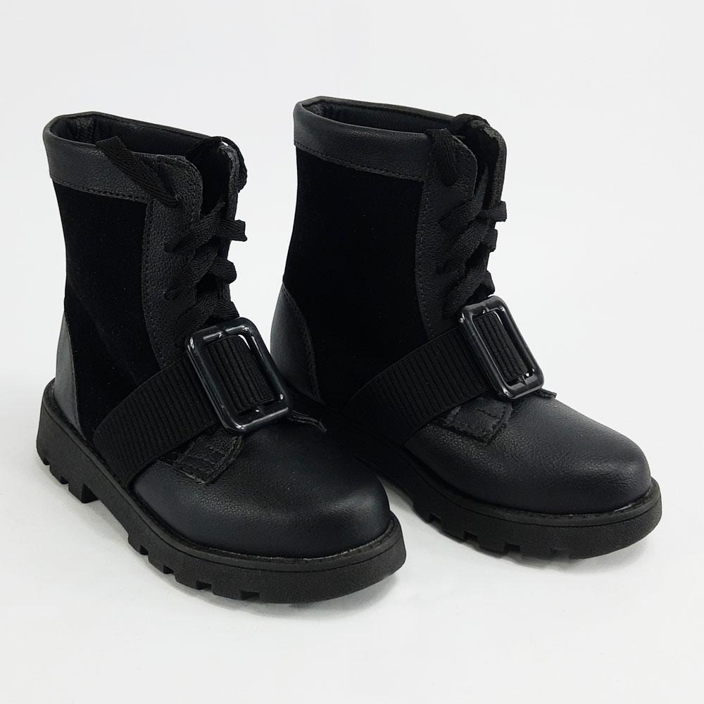 Bota Infantil Feminina Tininha  -  FlexPé Calçados