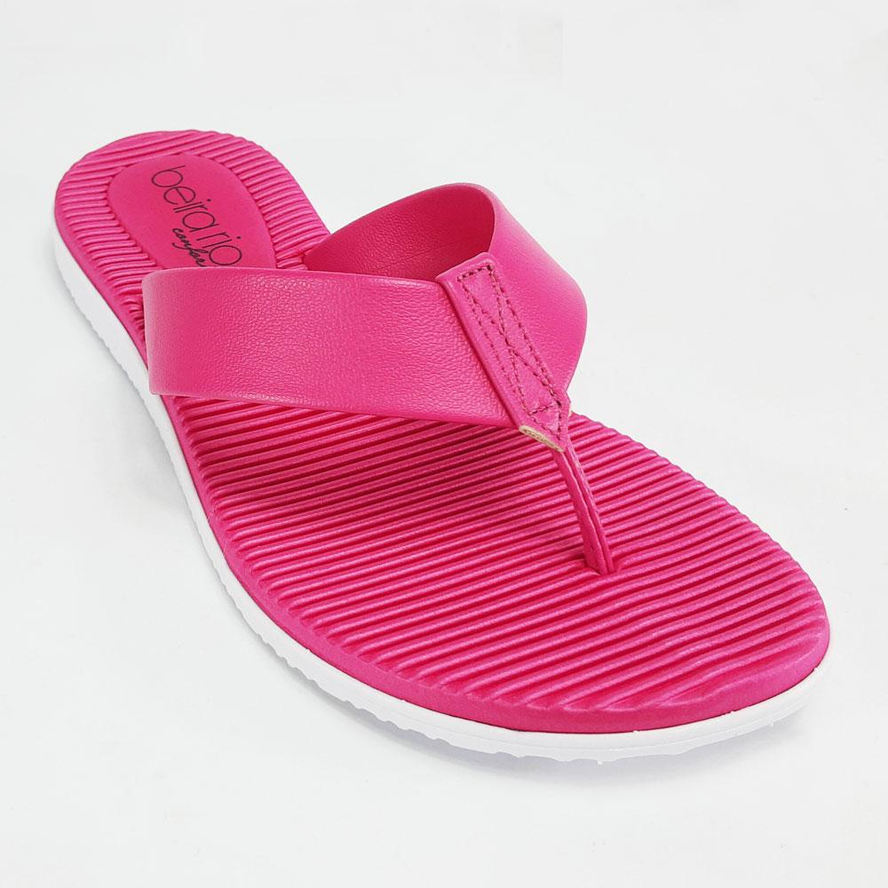 Chinelo Feminino Beira Rio  -  FlexPé Calçados