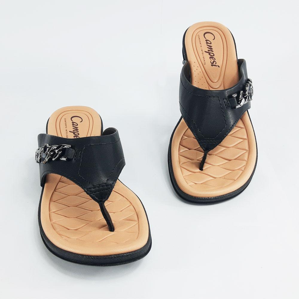 Chinelo Feminino Campesi  -  FlexPé Calçados